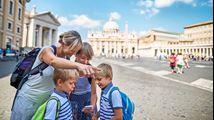 Reizen met kinderen na de scheiding: 4 zaken waar u aan moet denken